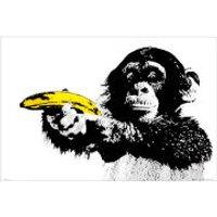 Monkey Banana - Maxi Poster - 61 x 91.5cm