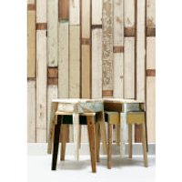 nlxl scrapwood wallpaper by piet hein eek  phe01