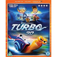 Turbo 3D (Includes UltraViolet Copy)