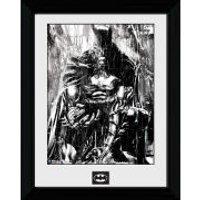 Batman Rain - 30 x 40cm Collector Prints