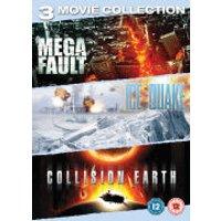 Disaster Triple: Megafault / Ice Quake / Collision Earth