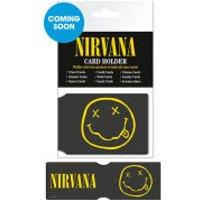 Nirvana Smiley - Card Holder