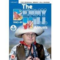 Benny Hill Annuals: 1980-1989