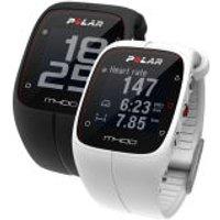 Polar M400 GPS Sports Watch with HRM - Black