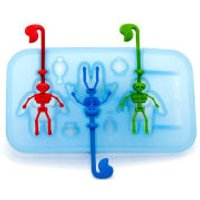 Chilled to the Bones Ice Tray