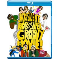 Jay and Silent Bobs Groovy Movie - Zavvi Exclusive (500 Only)