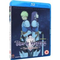 Tales of Vesperia: The First Strike - Double Play (Blu-Ray and DVD)