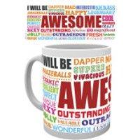 Awesome Words - Mug