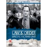Law And Order: Special Victims Unit - Series 4