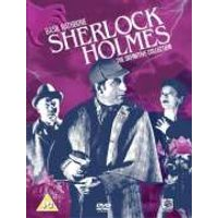 SHERLOCK HOLMES THE DEFINITIVE BOX SET 7 DVD