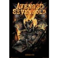 Avenged Sevenfold Sheperd of Fire - Maxi Poster - 61 x 91.5cm