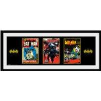 DC Comics Batman Comic 3 Comics - 30x75 Collector Prints