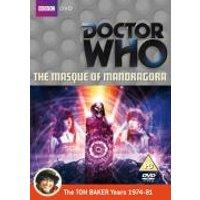 Doctor Who Masque of Mandragora