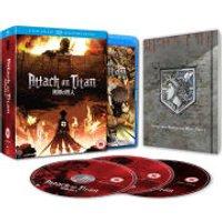 Attack on Titan - Part 1: Episodes 01-13 - Collectors Edition
