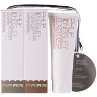 Philip Kingsley Jet Set No Scent No Colour (3 Products) - Worth 27.45