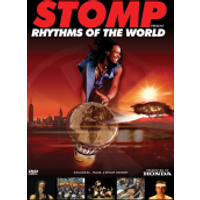 Stomp - Rhythms Of The World