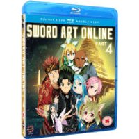 Sword Art Online - Part 4: Episodes 20-25 - Double Play (Includes DVD)