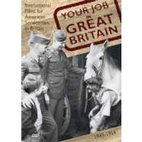 Your Job In Great Britain