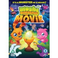 Moshi Monsters - The Movie (Includes UltraViolet Copy)