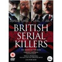 Britains Serial Killer Set: A is for Acid / Shipman / Brides in the Bath