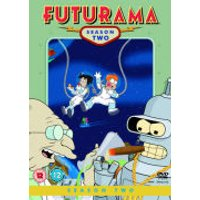 Futurama - Season 2 Box Set