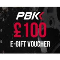 100 PBK Gift Voucher