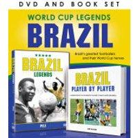 World Cup Legends: Brazil (Includes Book)