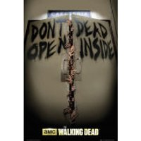 The Walking Dead Keep Out - Maxi Poster - 61 x 91.5cm