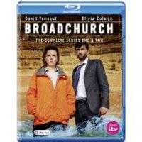 Broadchurch - Series 1 & 2