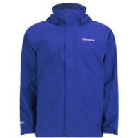 Berghaus Mens Bowfell Shell Jacket - Blue - S