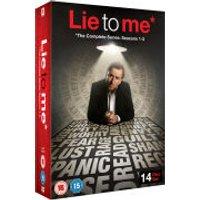 Lie To Me - Seasons 1-3