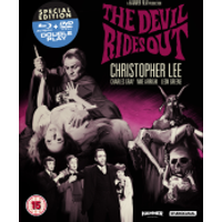 The Devil Rides Out - Double Play (Blu-Ray and DVD)