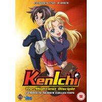 Kenichi: The Mightiest Disciple - The Complete Collection (Episodes 1-50)