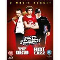 Scott Pilgrim / Hot Fuzz / Shaun of the Dead