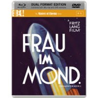 Frau Im Mond (Woman in the Moon) - Dual Format Edition (Masters of Cinema)