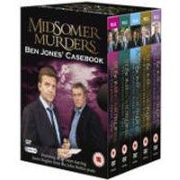 Midsomer Murders: Ben Joness Casebook