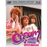 Cream Farewell Concert - Dual Format Edition (Digitally Remastered)
