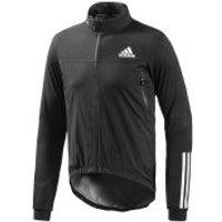 adidas Mens Adistar Luv Jacket - Black - M