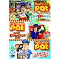 Postman Pat: Great Big Party/Great Dinosaur Hunt/ Icecream..