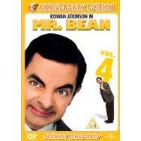 Mr. Bean: Series 1, Volume 4 - 20th Anniversary Edition