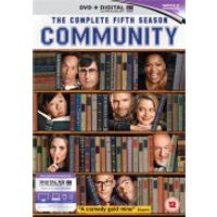 Community - Season 5 (Includes UltraViolet Copy)