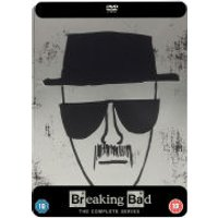 Breaking Bad: Complete Series Collectors Edition Tin