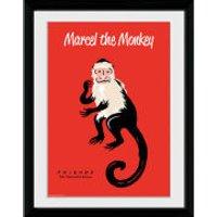 Friends Marcel - 30x40 Collector Prints