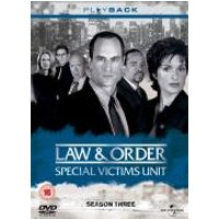 Law And Order: Special Victims Unit - Series 3