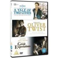 Great Expectations/Oliver Twist/A Tale Of Two Cities