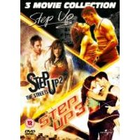 Step Up 1-3 Box Set