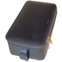 Carter and Bond Bridle Hide Box Wet Pack - Black