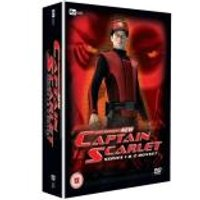 Gerry Andersons New Captain Scarlet - Series 1 And 2