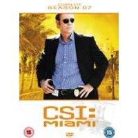 CSI: Miami - Complete Season 7
