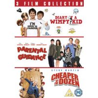 Parental Guidance/Cheaper By The Dozen/Diary of a Wimpy Kid Triple Pack